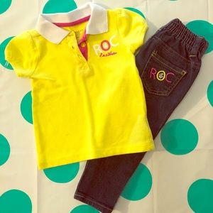 Rocawear Matching Outfit!
